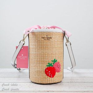 NWT Kate Spade Picnic In The Park Crossbody